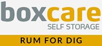 Boxcare tilbyder Self storage i egne opbevaringsrum